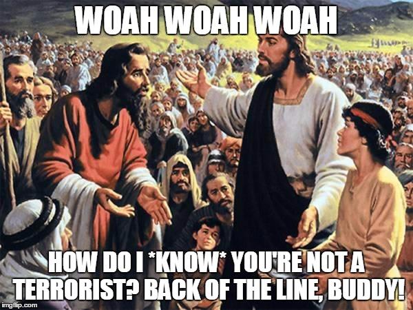 Paranoid Jesus